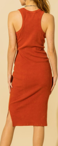 Hit or Miss Dress - 3 colors!