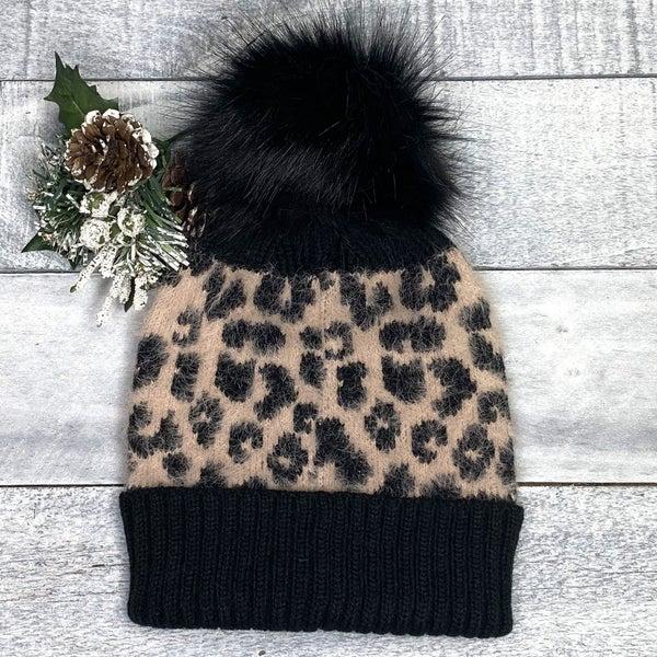 Farce Pom Pom Hat