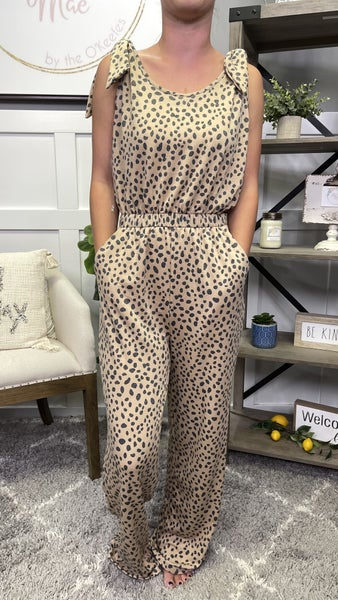 Willing & Able Jumpsuit