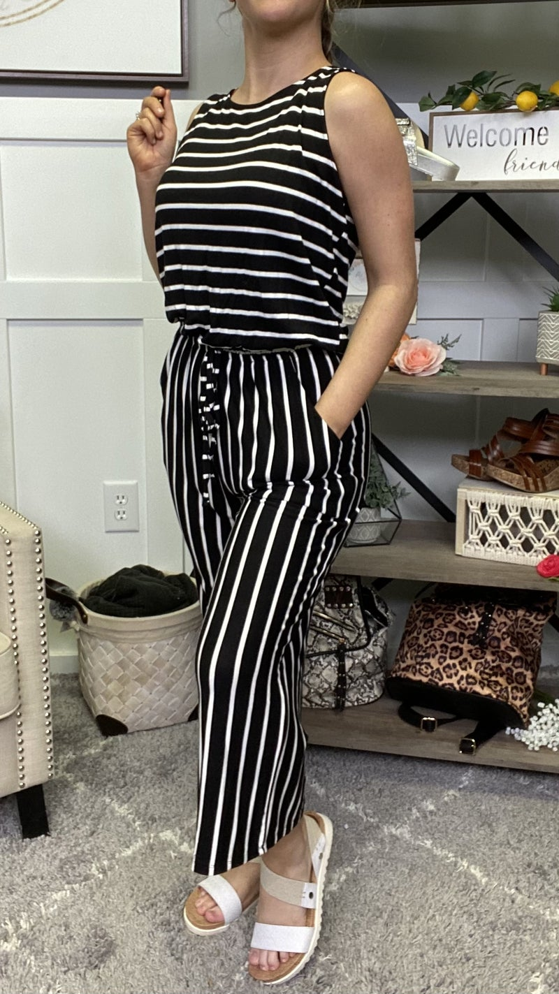 Going Out Jumpsuit - 4 Colors