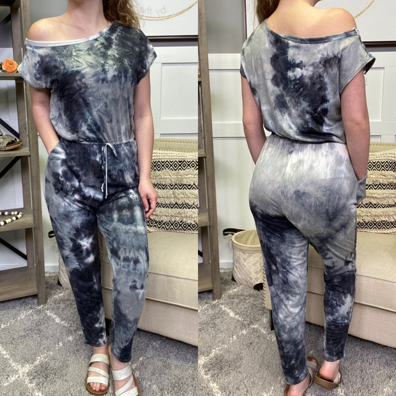 Stroll With Me Jumpsuit