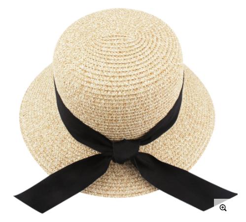 Summer Straw Beach Sun Hat