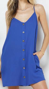 Be Mini Dress