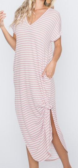 Love Your Stripes Dress