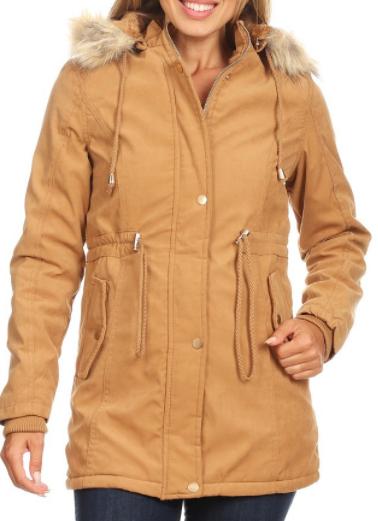 Winter's Favorite Coat