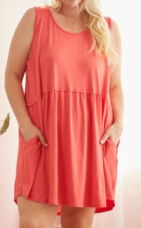 Summer Vibes Mini Dress