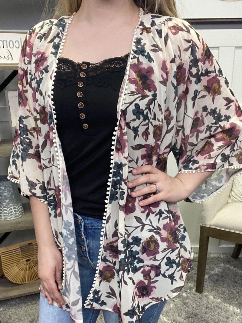 Just Enough Kimono