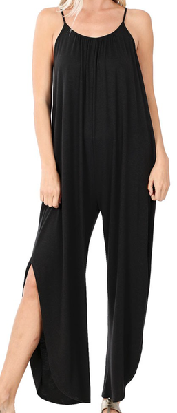 DOORBUSTER!! Going out for Drinks Jumpsuit - 4 Colors!