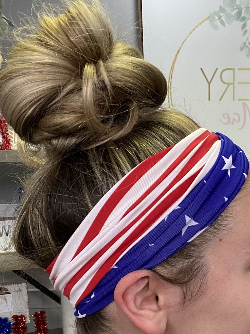 Switching Sides Headband