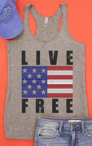 DOORBUSTER - Live Free Tank