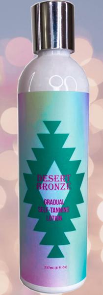 Desert Bronze Gradual Self-Tanning Lotion