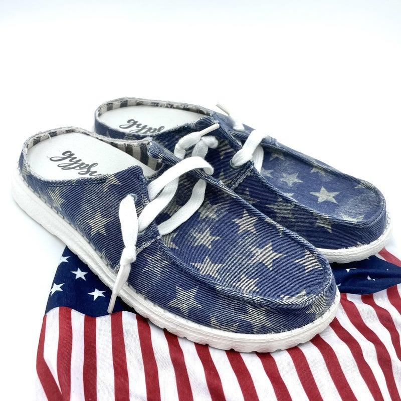 Blue Jean Baby Very G Slip On Sneakers