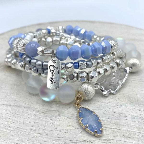Cinderella's Ball Erimish Bracelet