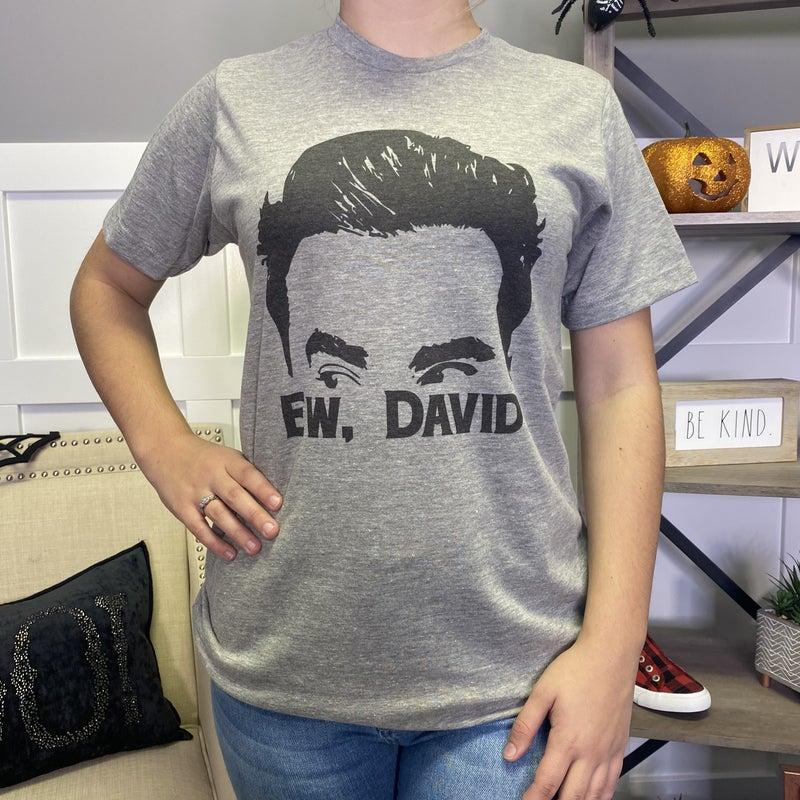 Ew, David Tee