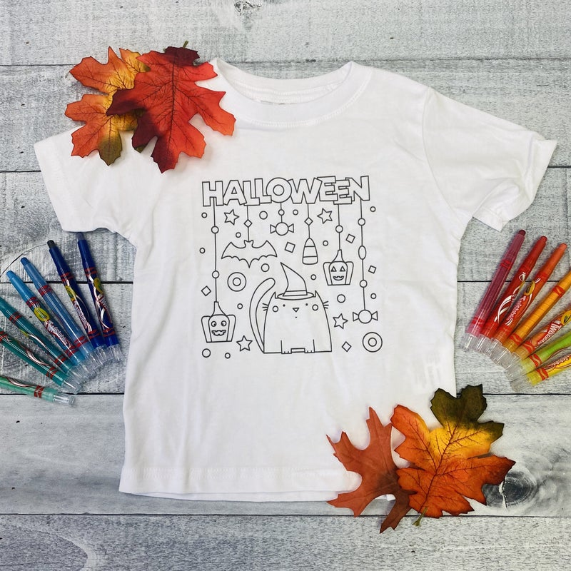 Pick Your Color Kids Tee