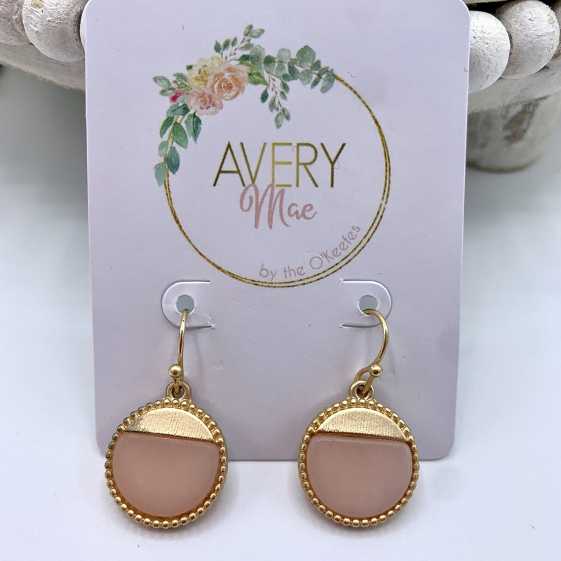 Be Yourself Earrings - 5 colors!