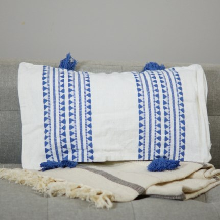 Simplicity Throw Pillow Cases - 2 colors!
