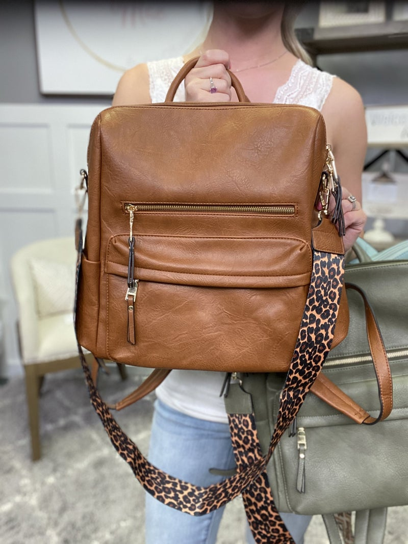 Going All The Way Bag - 3 colors!