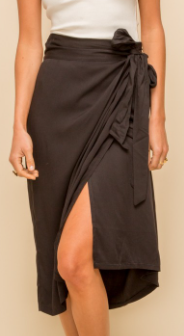 Make it Yours Wrap Skirt