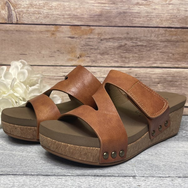 Now or Never Corkey Wedge