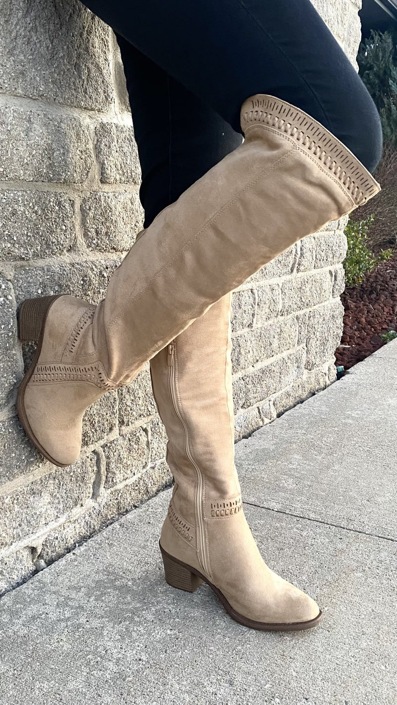 Watch Me Walk Corky Boots - 2 colors!