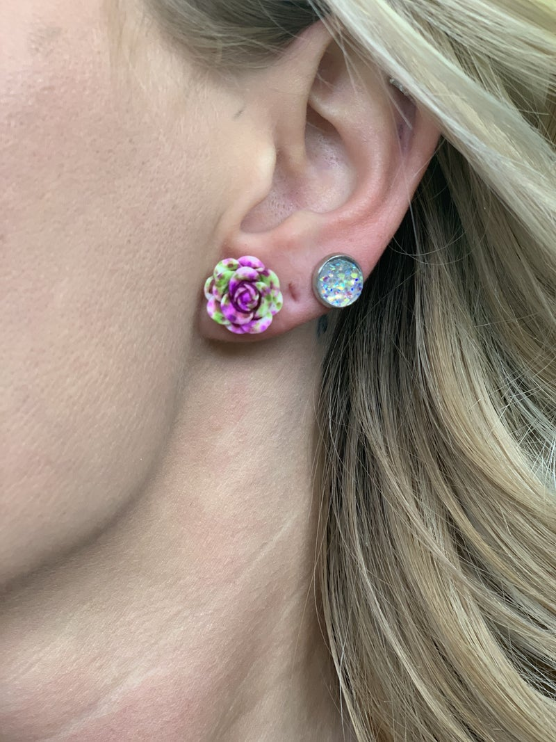Spring Time Stud Earrings