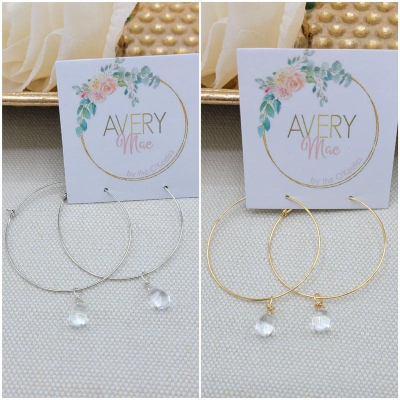 Help Myself Avery Mae Exclusive Earrings -  2 colors!