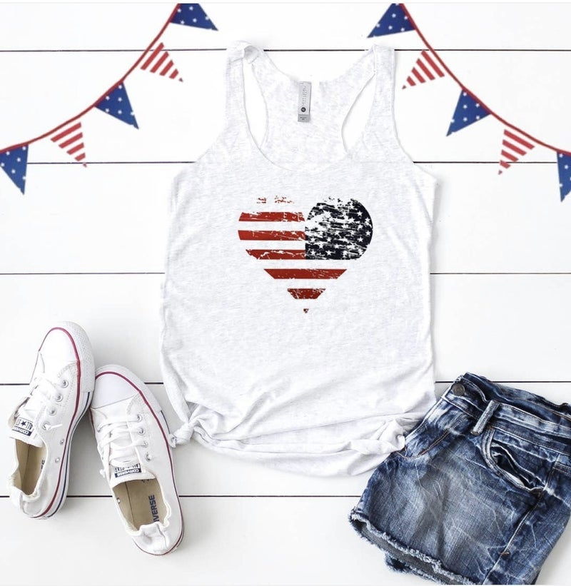 Heart & Country Tank Top