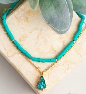 Gypsy Side Necklace