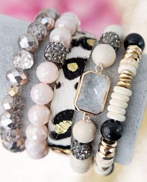Glamourous Bracelet Stack