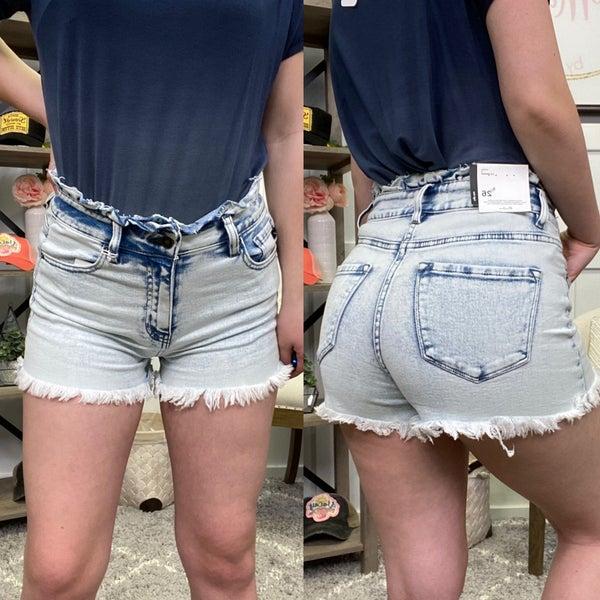 The Sabrina High Rise KanCan Shorts