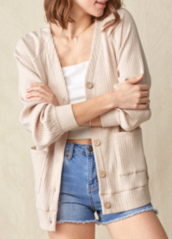 Just Might Get It Cardigan - 2 colors!