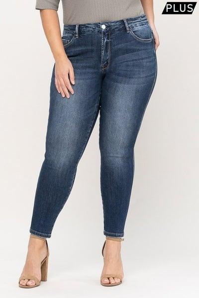 The Cara Flying Monkey Skinny Jeans