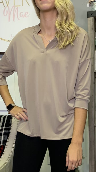 Crooked River Honeyme Top