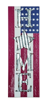 Home Sweet Home Americana Sign