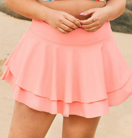 Beautiful Mistakes Swim Skirt - 2 options! *Final Sale*