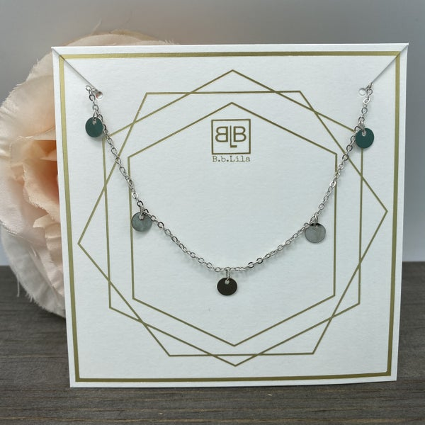 Do You See What I See B.B Lila Necklace - 2 colors!