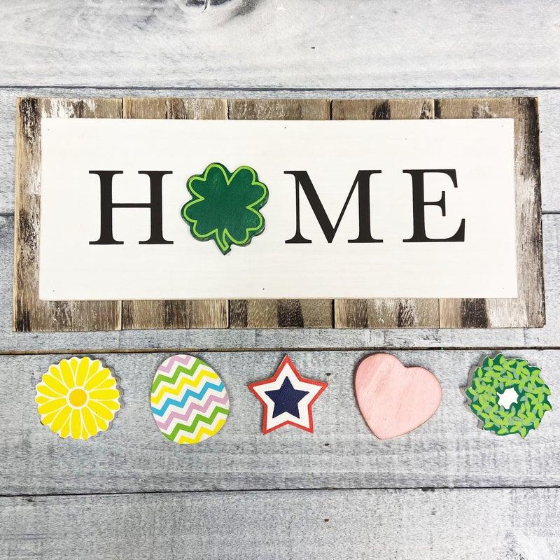 Change It Up Home Sign - 7 piece set!
