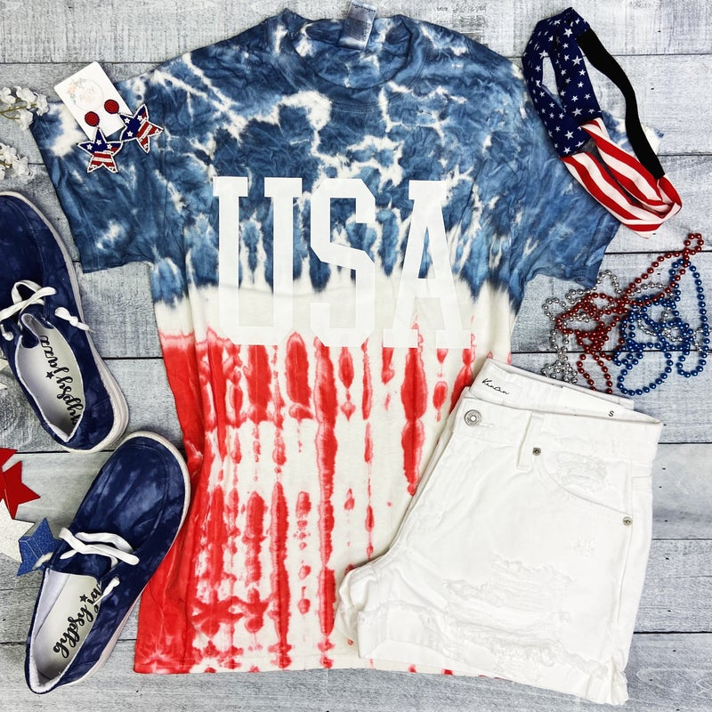 Dyed American Tee