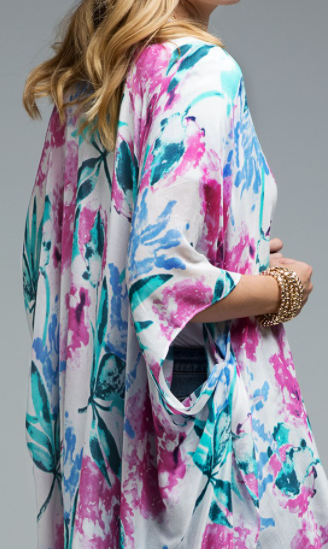 All of the Lights Kimono - 2 colors!