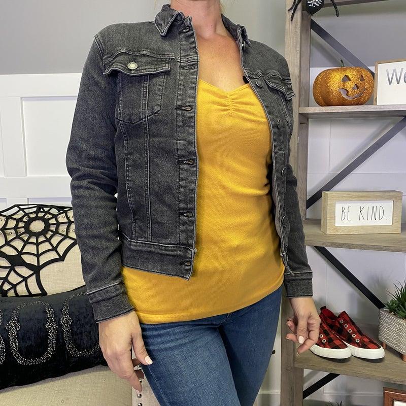 The Outsiders Judy Blue Jean Jacket