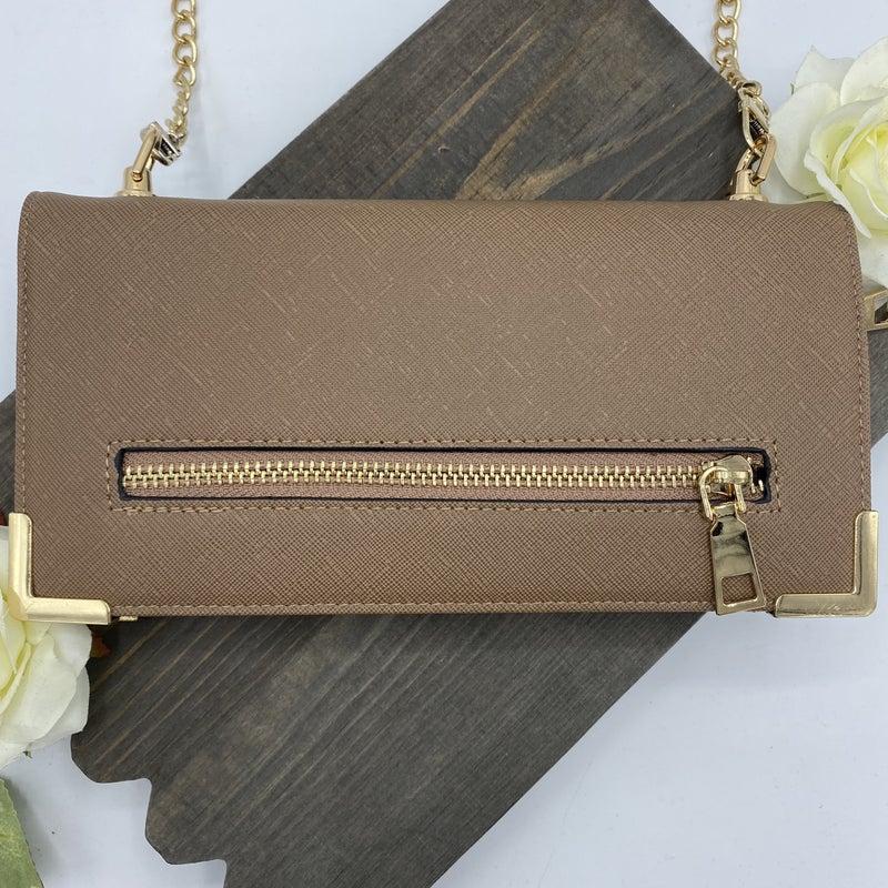 Coco Lauren Wallet Crossbody Bag