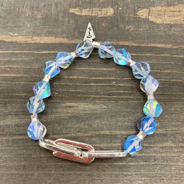 Glass Slipper Erimish Bracelet