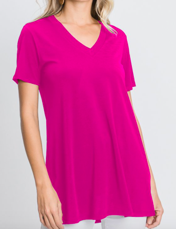 Sassy but Classy Top - 3 colors!