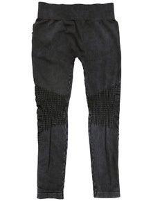Vintage Shirring Leggings