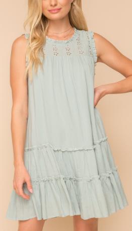 Southern Boho Vibe Dress