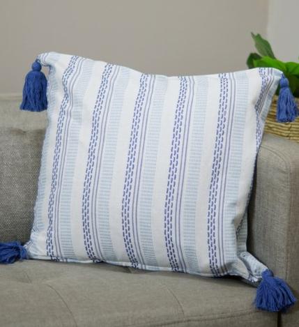 Cotton Pillow Cases - 2 colors!