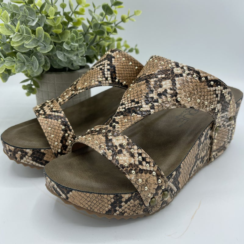 Slithering In Corky Wedges