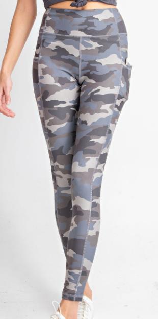 Cool Camo Leggings