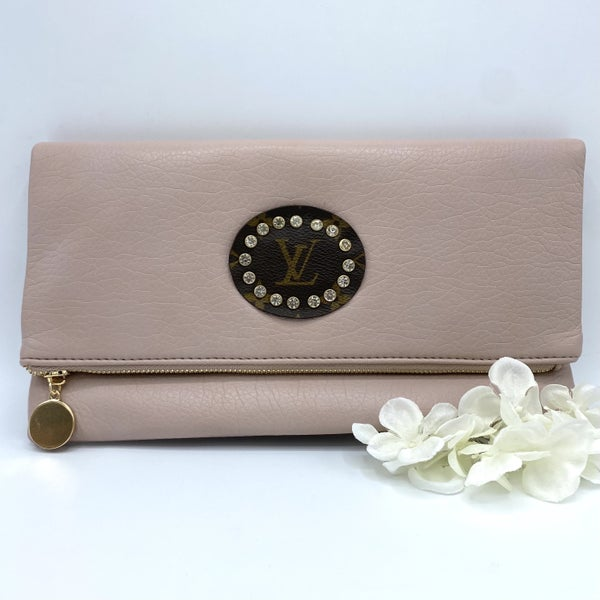 Up-Cycled Designer Simplicity Clutch